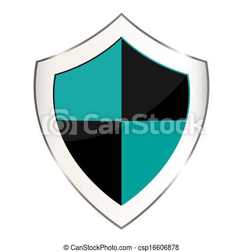 proteção, escudo - csp16606878