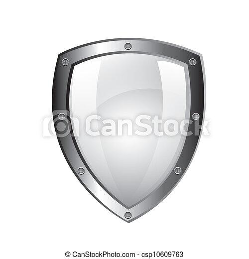 proteção, escudo - csp10609763