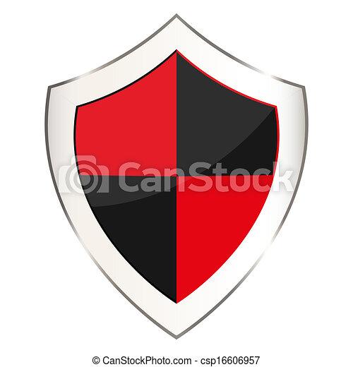 proteção, escudo - csp16606957