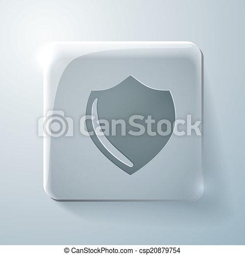 proteção, escudo - csp20879754