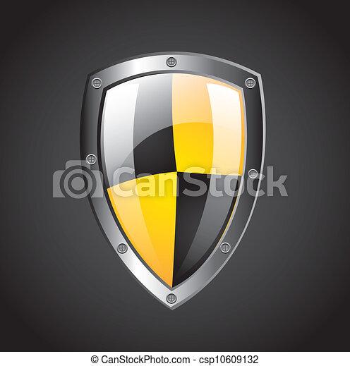 proteção, escudo - csp10609132