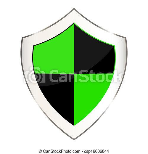 proteção, escudo - csp16606844