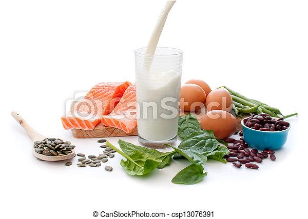 proteïne, dieet - csp13076391