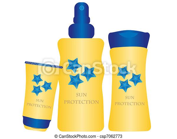 Protección solar - csp7062773