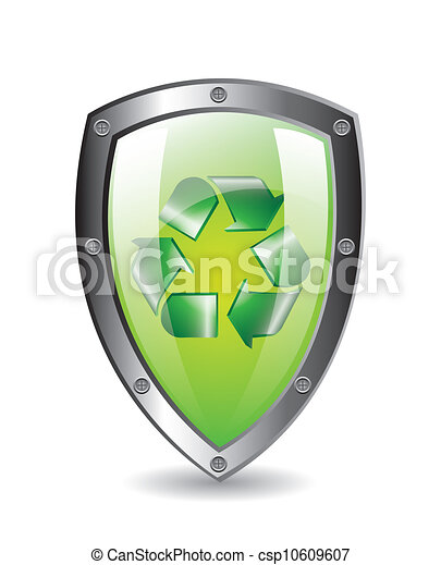 Escudo de protección - csp10609607