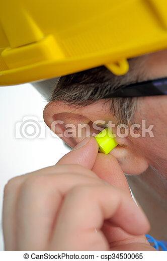 Tapones de oídos protectores - csp34500065