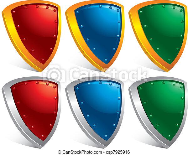 protezione, schermi - csp7925916