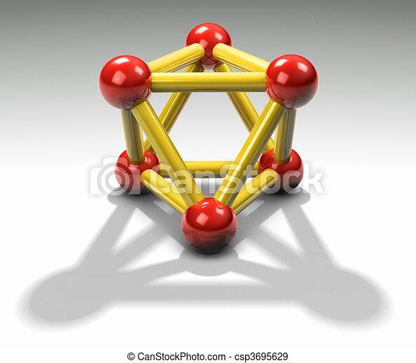protone, 3d - csp3695629