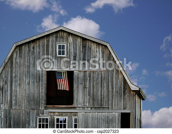 Proud Country - csp2027323