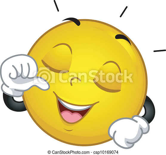 Proud Smiley - csp10169074