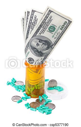 Productos farmacéuticos - csp5377190