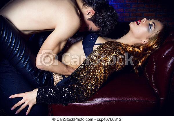 provocative love style - csp46766313