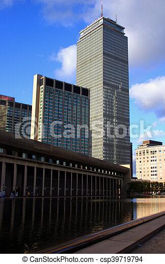 Prudential Center, Boston - csp39719794