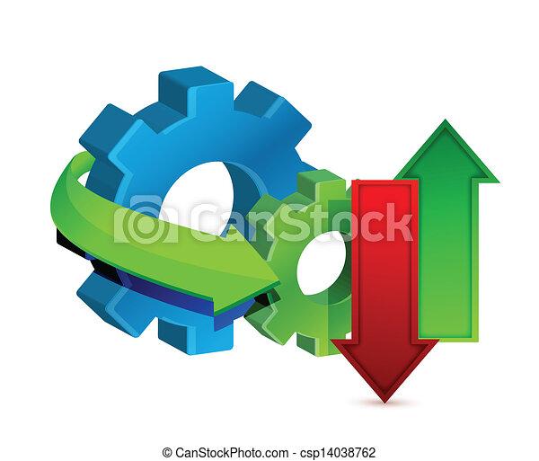 przelew, dane, mechanizmy - csp14038762