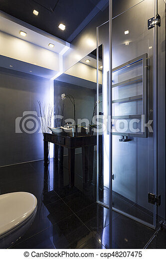 Przelotny Deszcz Szklane Drzwi