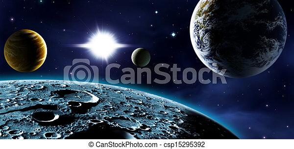 przestrzeń - csp15295392