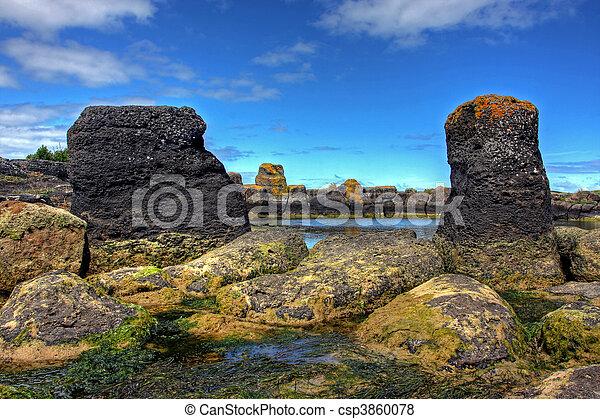 przybrzeżny, krajobraz - csp3860078