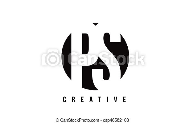 Ps p s white letter logo design with circle background ps p ps p s white letter logo design with circle background csp46582103 thecheapjerseys Choice Image