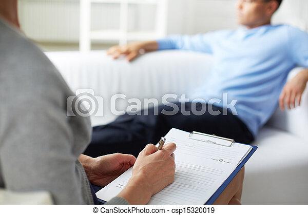 psicológico, consulta - csp15320019