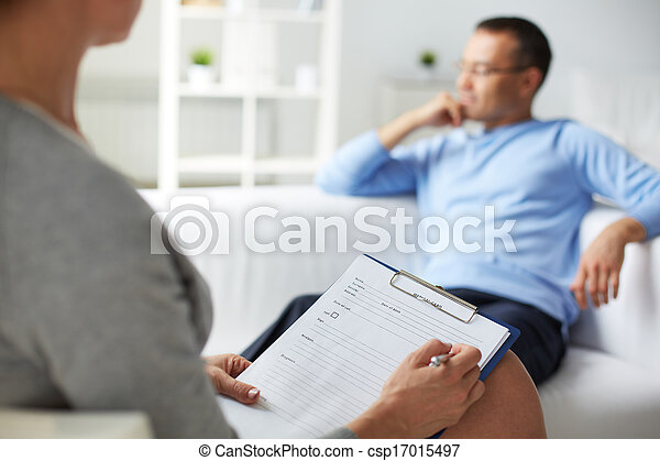 psicológico, consulta - csp17015497