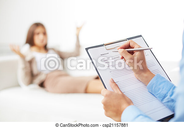 Psychological consultation - csp21157881