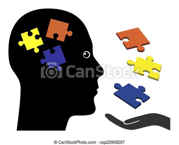 Psychology Concept - csp22958297