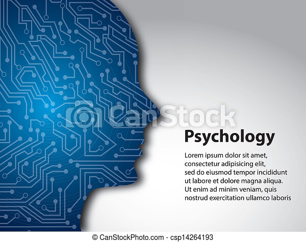 psychology profile  - csp14264193