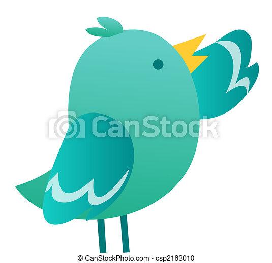ptáček - csp2183010