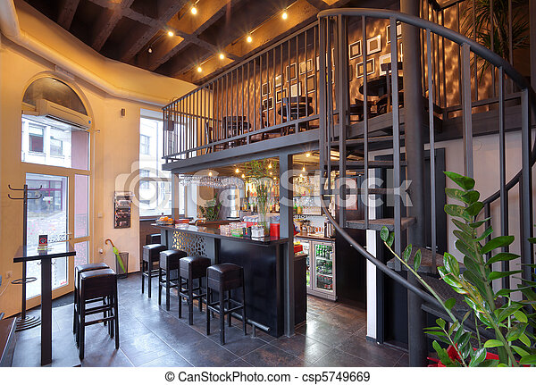 Pub interior - csp5749669