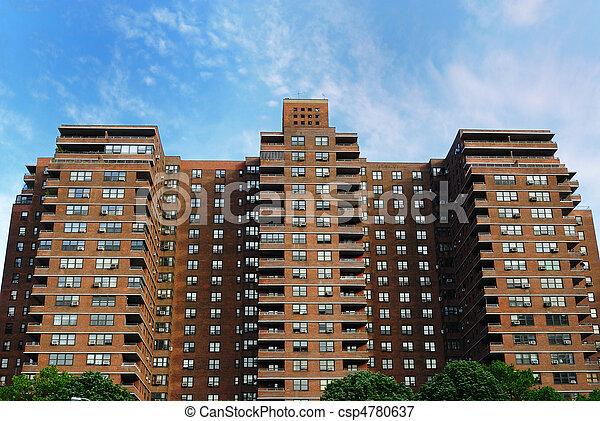 Public Housing - csp4780637