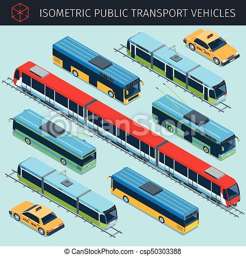 public transport vehicles - csp50303388