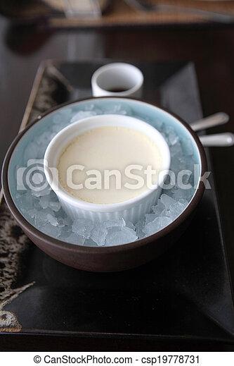 Pudding - csp19778731