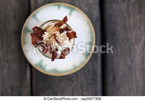 Pudding - csp24977458
