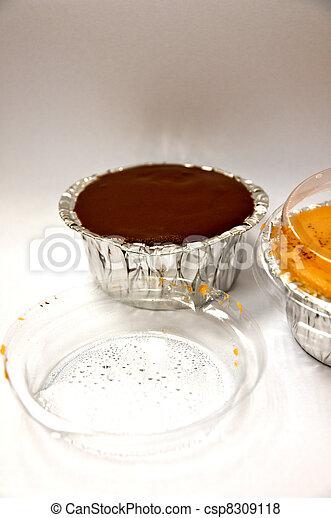 Pudding - csp8309118