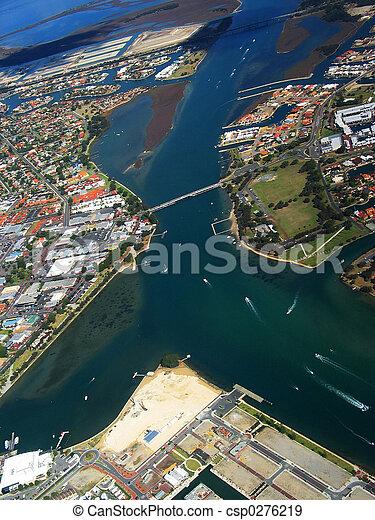 La ciudad costera 2 - csp0276219
