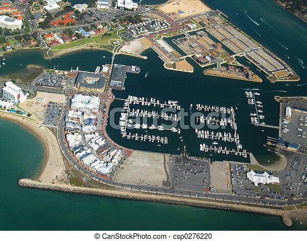 La ciudad costera 3 - csp0276220
