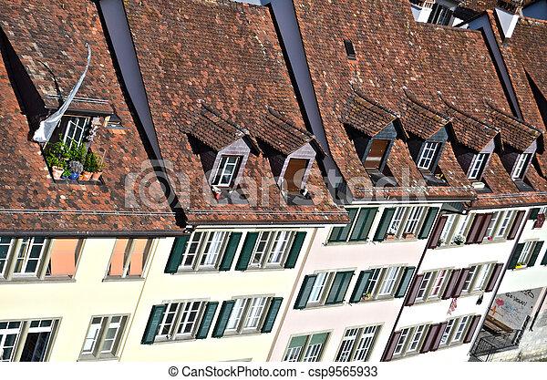 En la vieja ciudad de Berna - csp9565933
