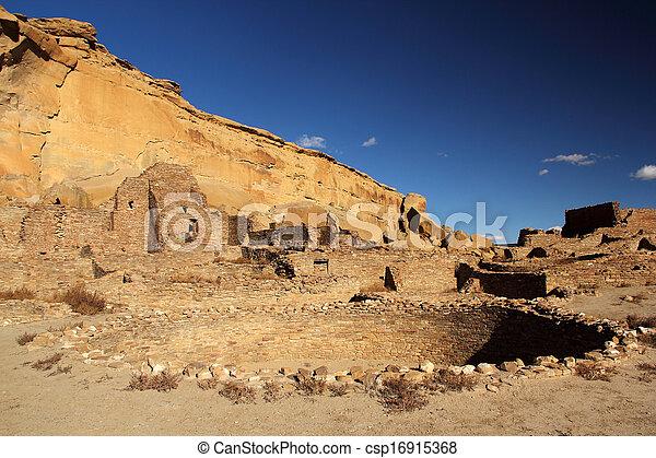 Pueblo Bonito Kiva - csp16915368