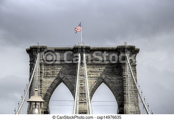 puente, brooklyn - csp14976635