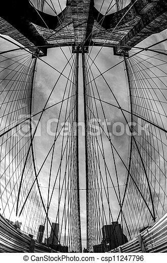 El puente de Brooklyn - csp11247796