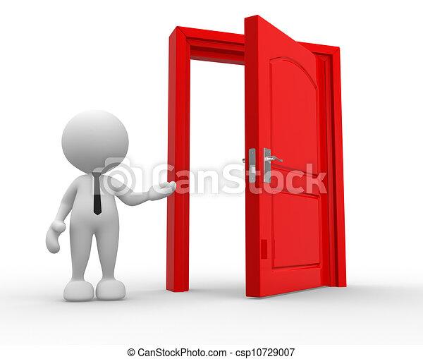 Puerta - csp10729007