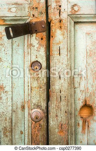 puerta, gunge - csp0277390