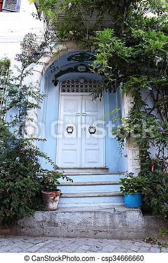 puerta - csp34666660