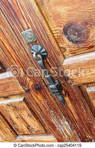 puerta - csp25404119