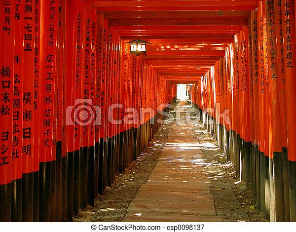 El túnel Gates - csp0098137