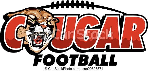 Fútbol de Cougar - csp29626571