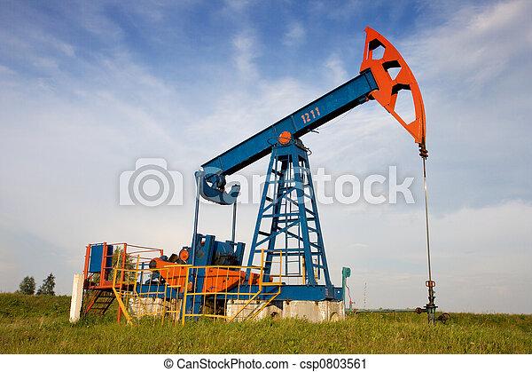 pumpa, olaj, bubi - csp0803561