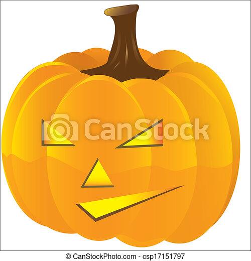 Pumpkin - csp17151797