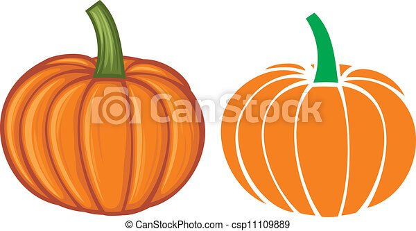 pumpkin - csp11109889