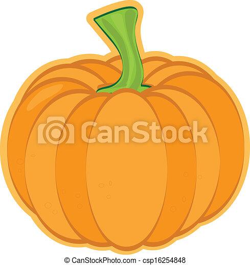 Pumpkin - csp16254848